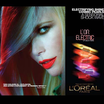 L'Oreal L'OR Electric cannes 2012