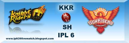 KKR vs SH Live Streaming Video KKR Players Profile and SH Players Profile