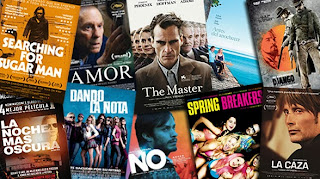 Las Mejores películas del año 2013