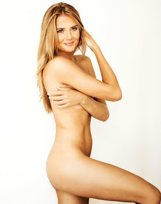Daniela Hantuchova Naked in ESPN Body Issue 2012
