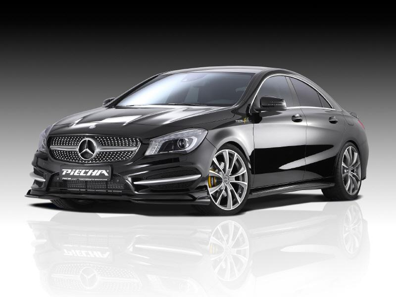 Davide458italia mercedes cla 250 by piecha design for Mercedes benz cla 250 top speed
