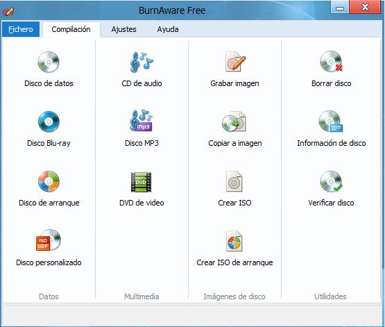 ... suite de grabación, alternativa gratuita a Nero] - Descargar Gratis: http://www.fiuxy.com/programas-gratis/4182739-burnaware-free-8-4-portable-poderosa-suite-de-grabacion-alternativa-gratuita-nero.html