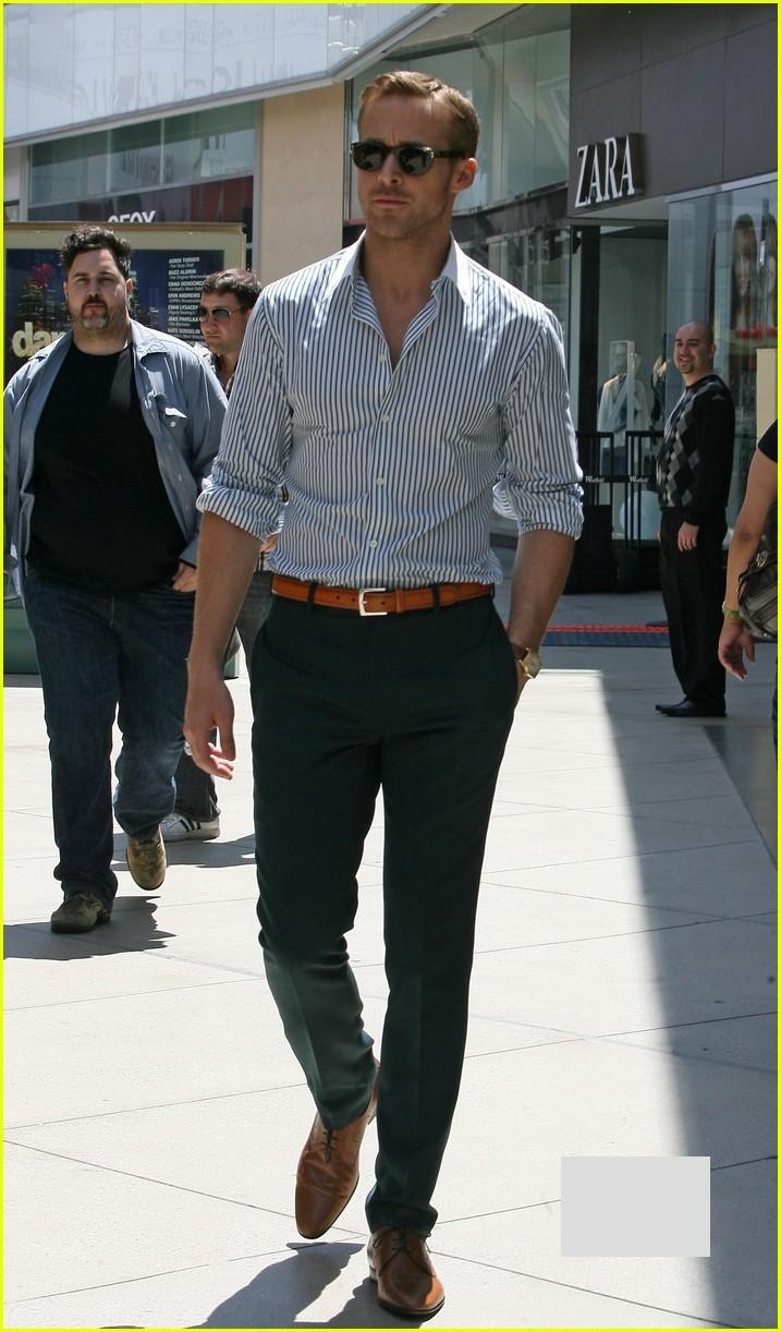 Introducing Men's Style: Ryan Gosling | The B Stinger