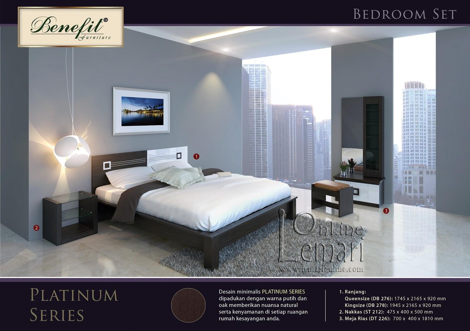 Design minimalis sangat cocok untuk apartemet kesayangan anda