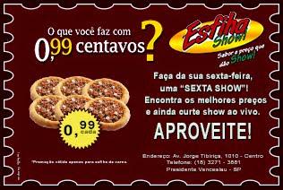 Esfiha Show