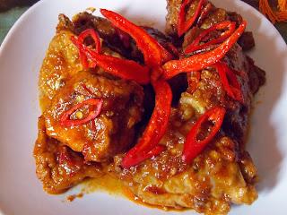 Resep Ayam Balado Super Pedas