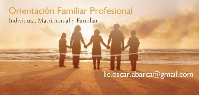 Orientación Familiar Profesional