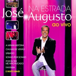 Download CD José Augusto – Na Estrada Ao Vivo