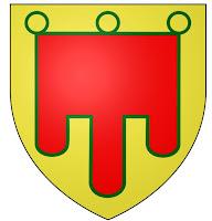 Blason d'Auvergne.