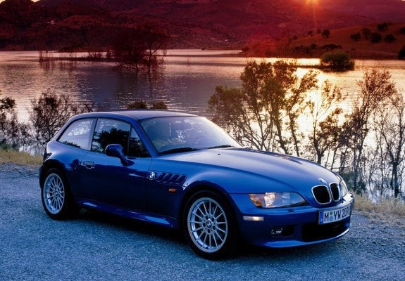 Bmw Z3 Coupe Generation 1 2001 2002 Types Cars