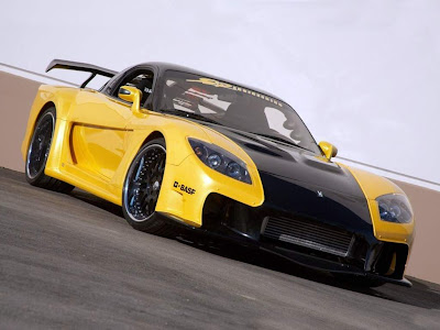 Mazda RX-7 Veilside Modificator