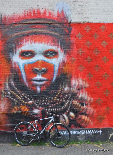 Street Art, Dale Grimshaw, Camden, London