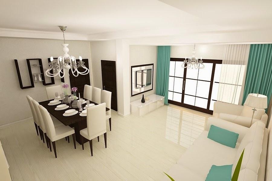 Design interior living casa in constanta amenajari interioare case moderne constanta - Design interior apartamente ...