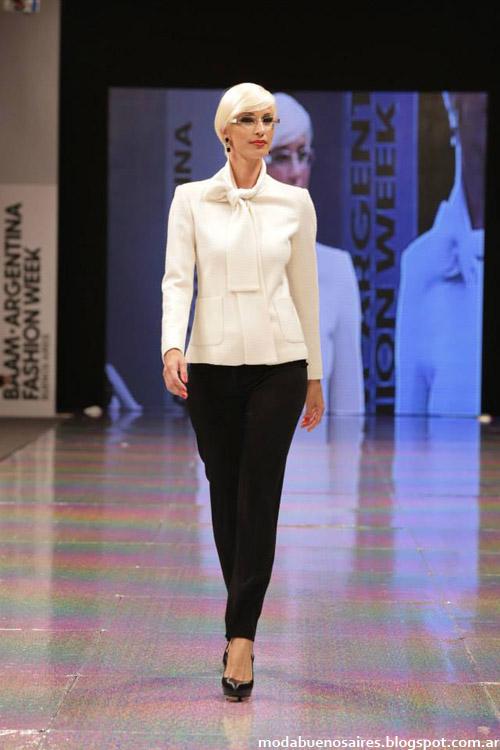 Adriana Costantini blusas de moda otoño invierno 2014