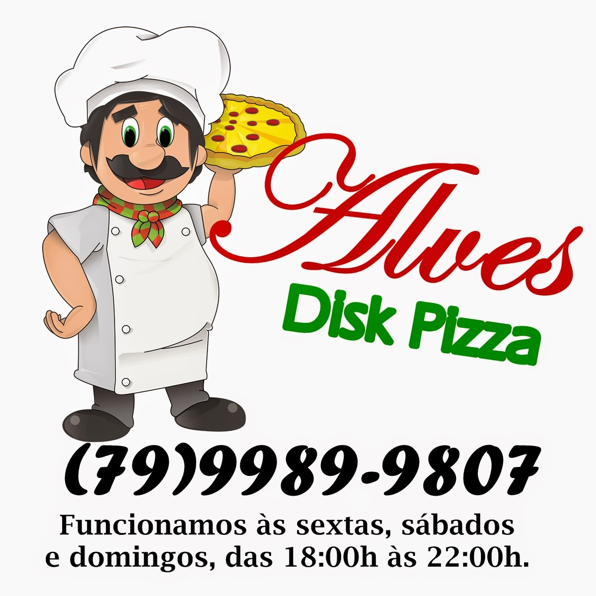 ALVES DISK PIZZA