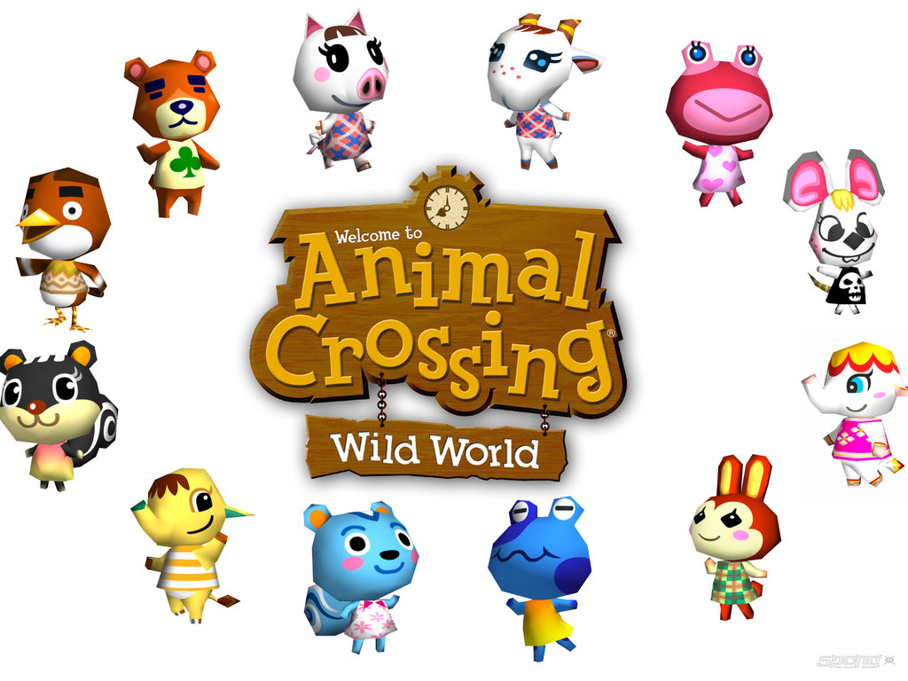 Trololo Blogg Animal Crossing Wild World Wallpaper