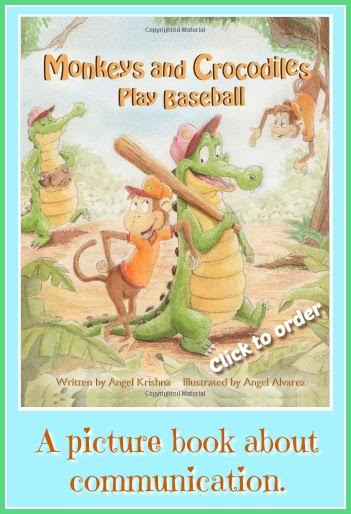 Monkeys and Crocodiles Play Baseball!