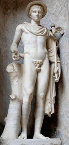 El dios Mercurio