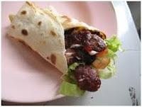 Resep Membuat Kebab Turki Daging Sapi Sederhana