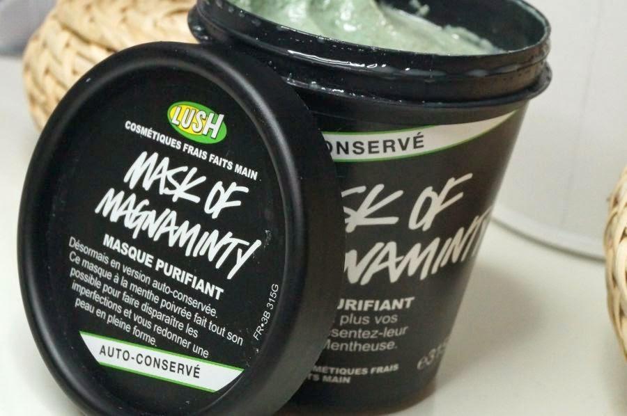 Lush Mask of Magnamenty – jedna z lepszych masek oczyszczających ever!!