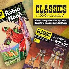 Classic Comics/Classics Illustrated. #001 - #050 - Elliot Publishing Company