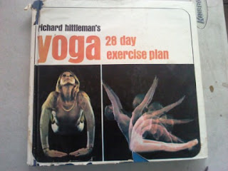 Buku Yoga-Richard Hittleman&#39;s Yoga 28 Day Exercise Plan