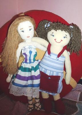 вязаные куклы своими руками, вязаные игрушки,  вяжу на заказ