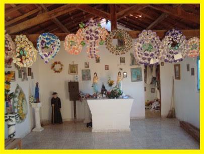 Capela das Covinhas - Juremal