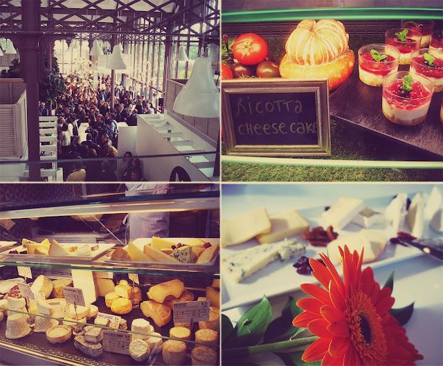 Mercado+gourmet+la+Lonja+del+Mercado+Sevilla