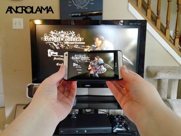 Android Telefondan Televizyona Görüntü Aktarma