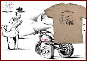 la maglia Desert Trophy