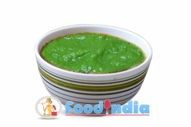 Kothmir Chutney Recipe