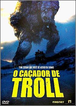 Filme Poster O Caçador de Troll DVDRip XviD Dual Audio & RMVB Dublado