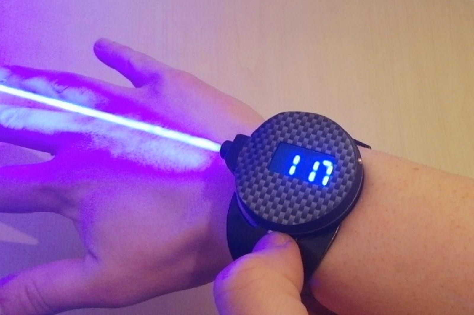 Лазер своими руками как сделать