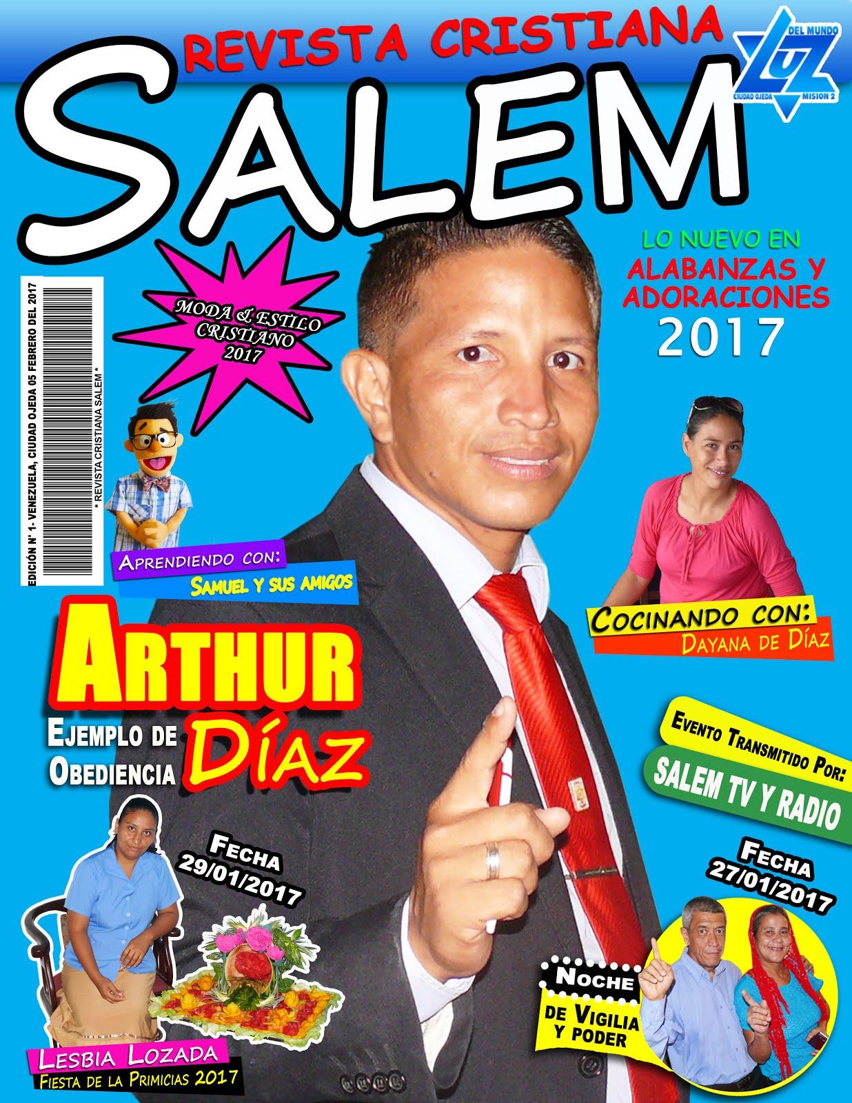 Revista Salem Edicion N° 1