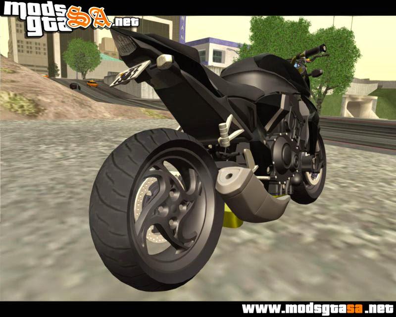 SA - Honda CB 1000 R V2.0