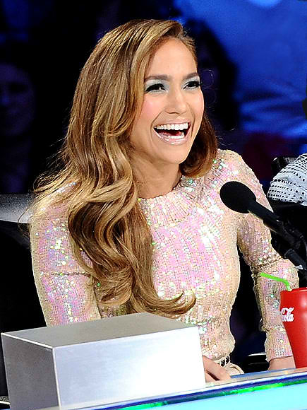 american idol jennifer lopez hair. the quot;Jennifer Lopezquot; hair