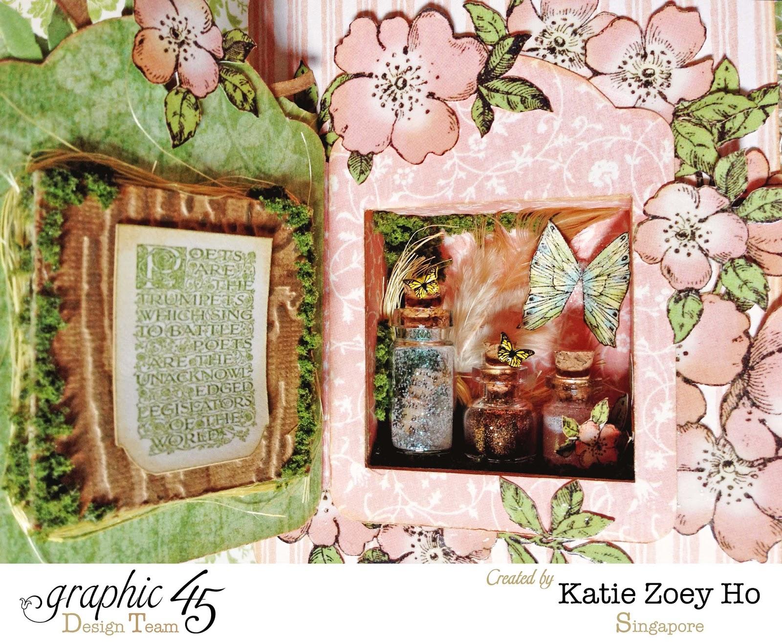 Katie z paperworks a fairy door for Works elf door