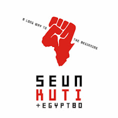 Seun Kuti + Egypt 80 / A Long Way To The Beginning (KF) prod by Robert Glasper re. 24 Feb 2014