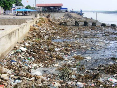 Nghệ An: Ô nhiễm môi trường kinh hoàng ở Diễn Ngọc