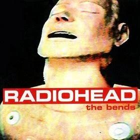 RADIOHEAD - The bends - Los mejores discos de 1995
