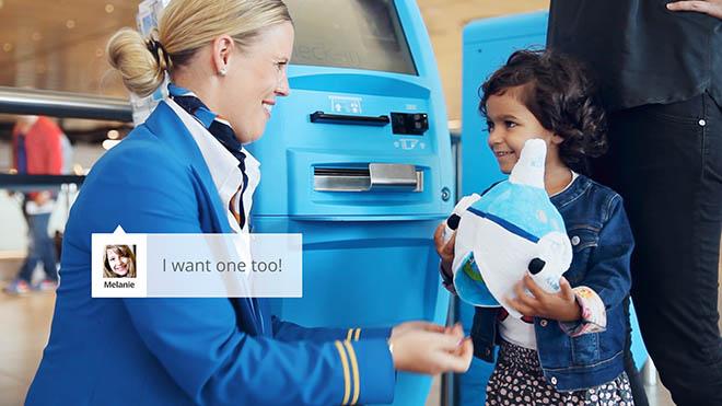 Companhia aérea KLM completa 95 anos no ar