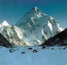 K2 Beautiful Mountain