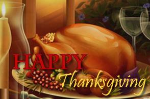 Photo of Happy Thanksgiving Columbia South Carolina
