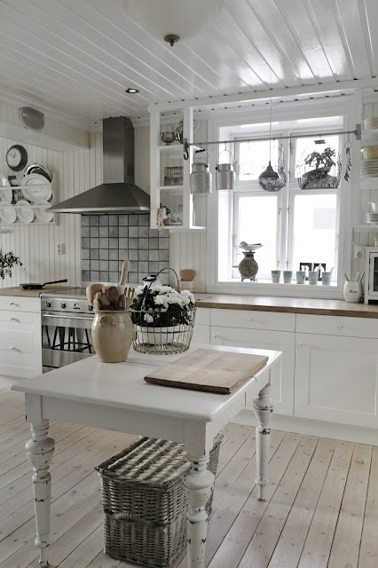 Gezellige Keuken Maken : Gezellige keukens