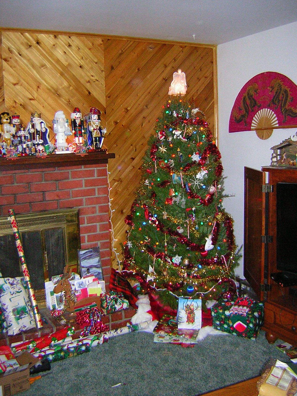 Terra garden our christmas tree and nutcracker collection