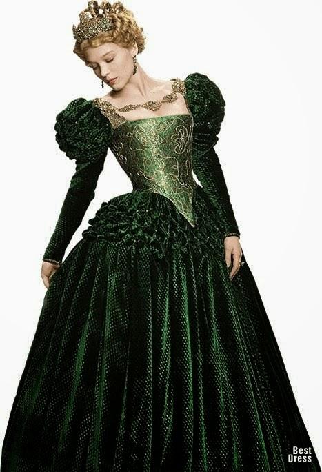 Vestidos estilo princesa 2015