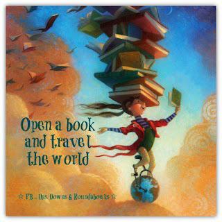 Άνοιξε ένα βιβλίο και ταξίδεψε στον κόσμο...