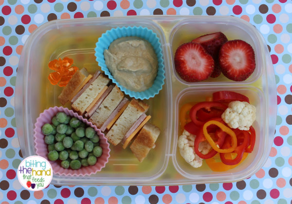 easy quick healthy school work lunch skewer kebab bento gluten free