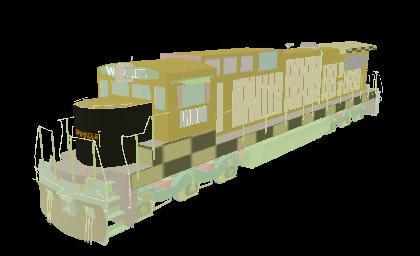 The grade crossing 3dc to railworks locomotives this tutorial will explain in moderate detail the steps that are needed to put a modern diesel locomotive into the simulator we will cover most of malvernweather Choice Image